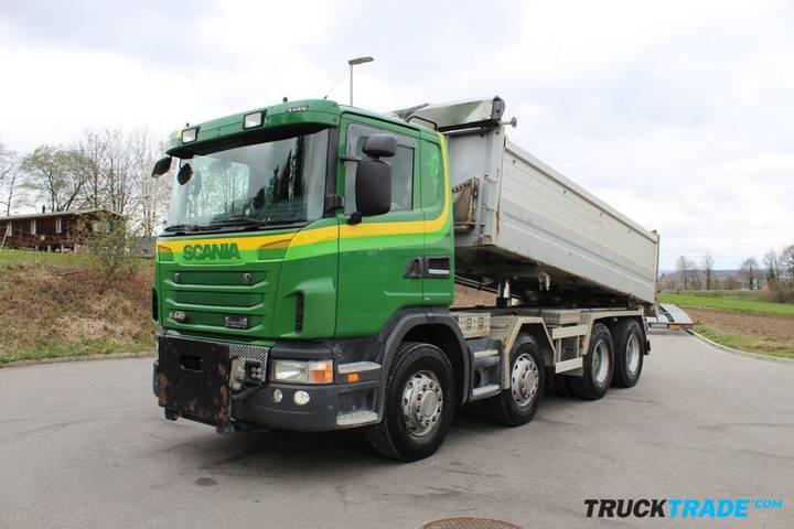 Scania G 440 CB8x4 3-Seitenkipper - 2011