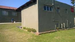 semi house to let in West Turffontein one and half with a big yard too