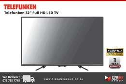 "Telefunken 32"" Full HD Led TV"