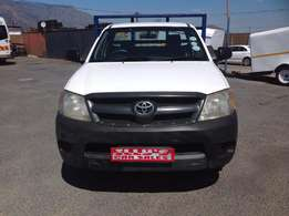 2006 toyota hilux 2.0 vvti long wheel extended base