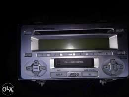 Car stereo, CD player and fm expander