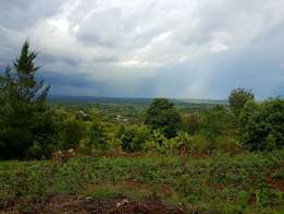 Red soil - 50 by 100 acre plot of Land in Upper Matasia
