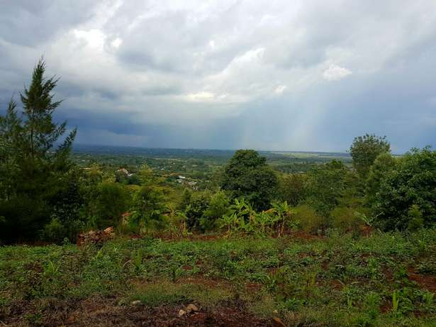 Red soil - 50 by 100 acre plot of Land in Upper Matasia Ngong Township - image 2