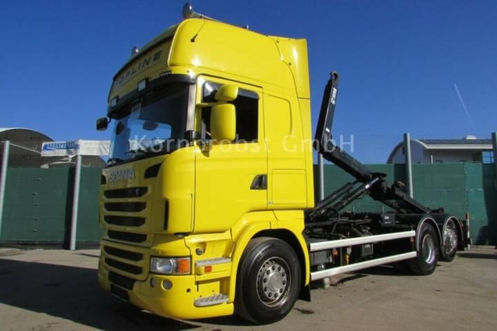 Scania R 480 LB 6x2 HNA - HIAB - Nr.: 086 - 2013