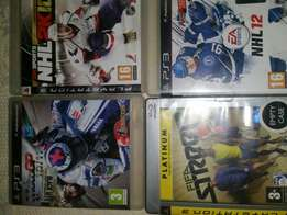 4xPS3 Games all for R300