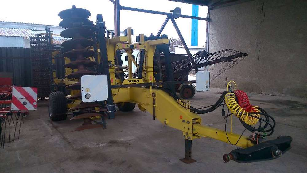 Strom Finisher Fe 4500 - 2009