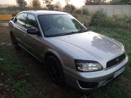 Subaru B4 Legency