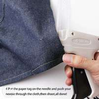 Clothes Tagging Gun with Needles, Standard Clothing