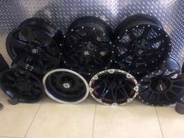 17 inch bakkie mags and tyres