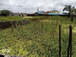 11 plots of land for sale at Trans Amadi industrial Area of PHC