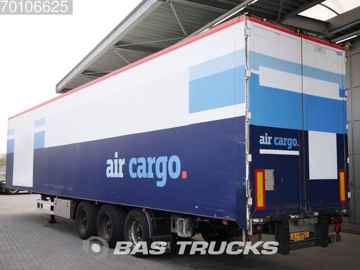Van Eck PT-3LNI Liftachse Mega Aircargo-Luftfracht-Rollenbett - 2007