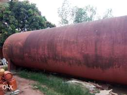 Foreign Used 77,000 Ltrs LPG Tank