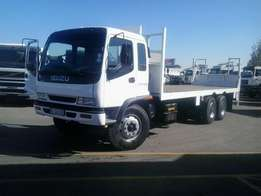 ISUZU 12T Flat Deck For Sale