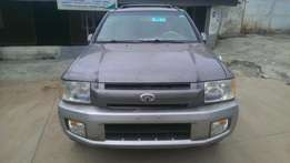 Clean sound Infiniti QX4 for sale with no single issue