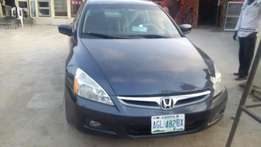 Honda Accord(Discussion Continue) 2007 model