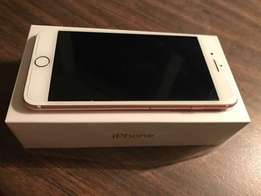 Apple iPhone 7 plus,128GB,unlocked and open to all networks
