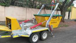 Skips for hire in North Riding at Skipg