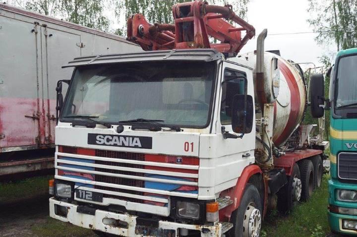 Scania P112 - 1986