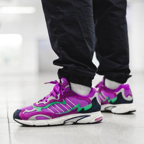 adidas Originals Temper Run Sneakers In Purple