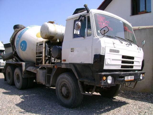 Tatra 815 6x6.2AM MIX (ID5541) - 1988