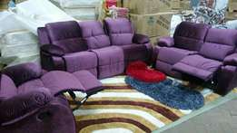 6 Seater Recliner Seat
