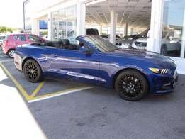 2016 Ford Mustang 2.3L Convertible A/T