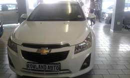 2014 chervrolet cruze 1.6 ecotic for sell R135,000