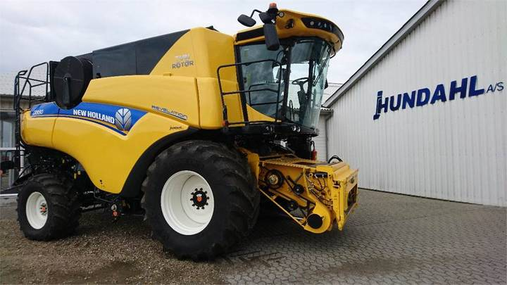 New Holland Cr9.90.t4b Eu Zed - 2018