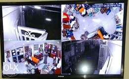 CCTV installation & IT Security expert