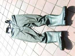 Four Snowbee Fishing Waders for Sale R 550.00 each