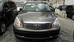 Bluebird sylphy new imported 2010 model.