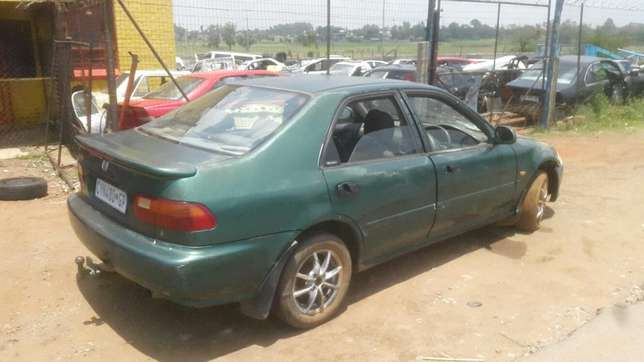 Honda Ballade Stripping for spares. Benoni - image 2