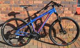 Silverback 29er mountain bike fully serviced