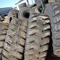 Earthmoving and mining tyres for sale