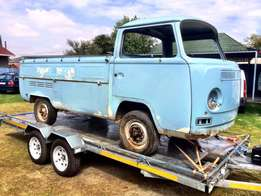 1968 VW Transporter Single Cab