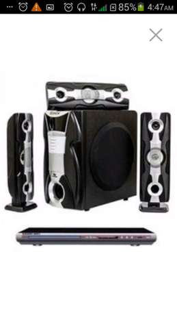 Djack Bluetooth Home Theatre Lagos Mainland - image 6
