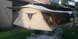 Rooftop tent to fit on trailer or bakkie