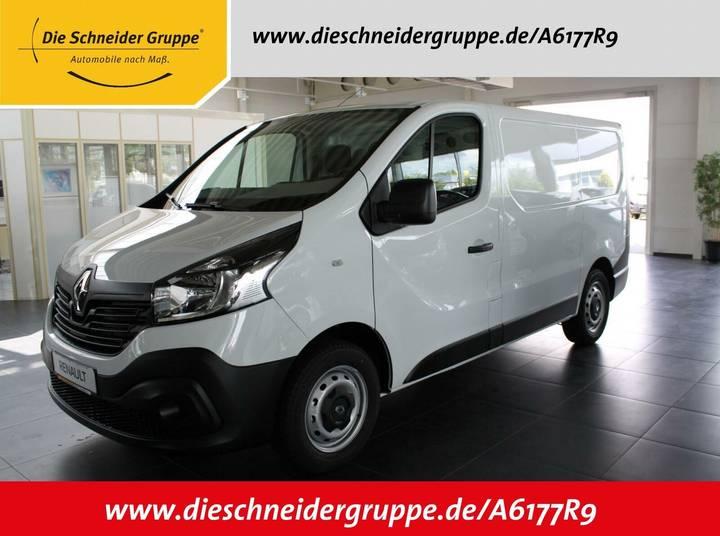 Renault Trafic L1H1 1.6dCi 120 2,7t Komfort SORTIMO
