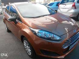 2014 Ford Fiesta 1.4 Comfortline For R135000