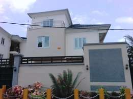For sale 2 wings of Newly built 3bm duplex with bq each at GRA ikeja ,