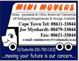 Mini Movers - Removals