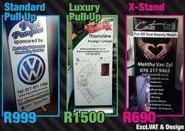 New Banners for your business