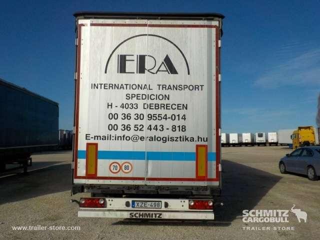 Schmitz Cargobull Tolóponyva Mega - 2013 - image 6
