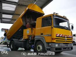 Renault Runway Cleaner - To be Imported
