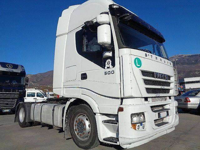 Iveco STRALIS AS440S50TP MANUALE+INTARDER - 2011