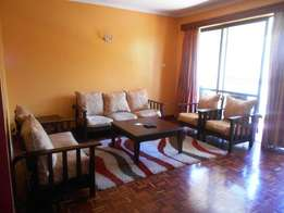kilimani 2 br furnished cozy apatment to let
