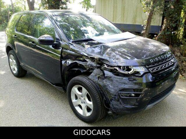 Rover land  discovery sport td4 110kw automatik 4wd hse - 2017