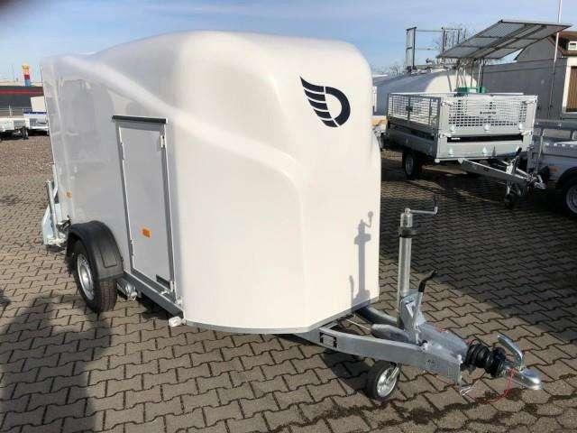 Liberte Debon Fourgon Cargo 2 Poly + Türe 1300 Kg, 100 Km/h,