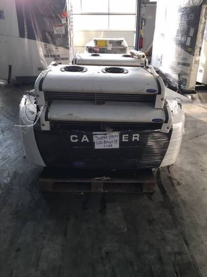 Carrier - SUPRA 750 refrigeration unit - 2010
