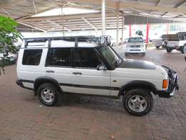 Landrover Descovery TD5 XS